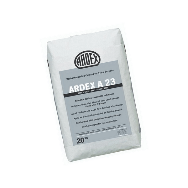 ARDEX A23 20Kg Smoothing Products