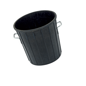 94031 ROMUS Rubber Bucket 75L floor prepping