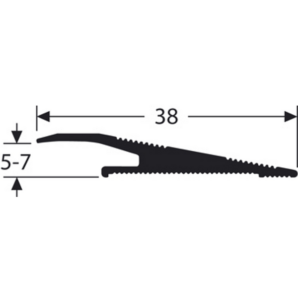 Reducer 5-7mm 2690 2691 Drilled