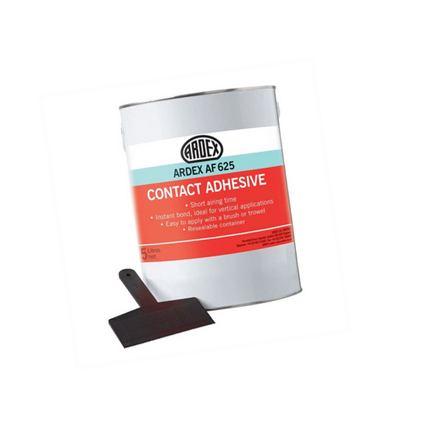 ARDEX AF625 Contact 4Kg Heavy Duty Contact Adhesive