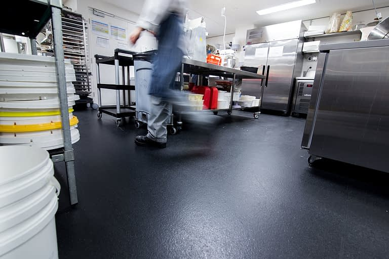 Altro Stronghold 30 Mayfair Hotel Kitchen