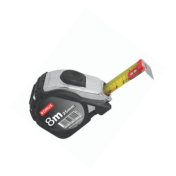 Magnetic Self Lock Double Sided Measuring Tape 93382