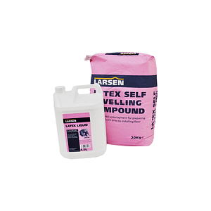 Latex 4.5ltr Bottles Screeding Smoothing Levelling