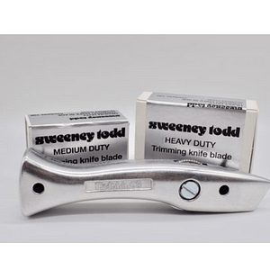 Sweeney Todd Dolphin Knife and Holster