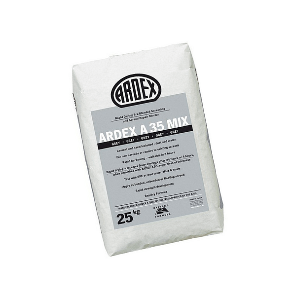 ARDEX A 35 Mix 25Kg Smoothing Products