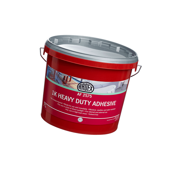 ARDEX AF2575 Single Pack PU Heavy Duty 7Kg Heavy Duty One Component Adhesive