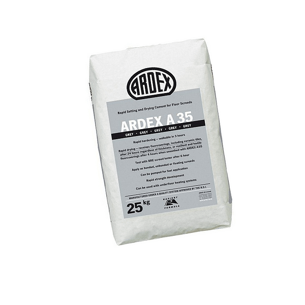 ARDEX Ardurapid 35 20Kg Smoothing Product