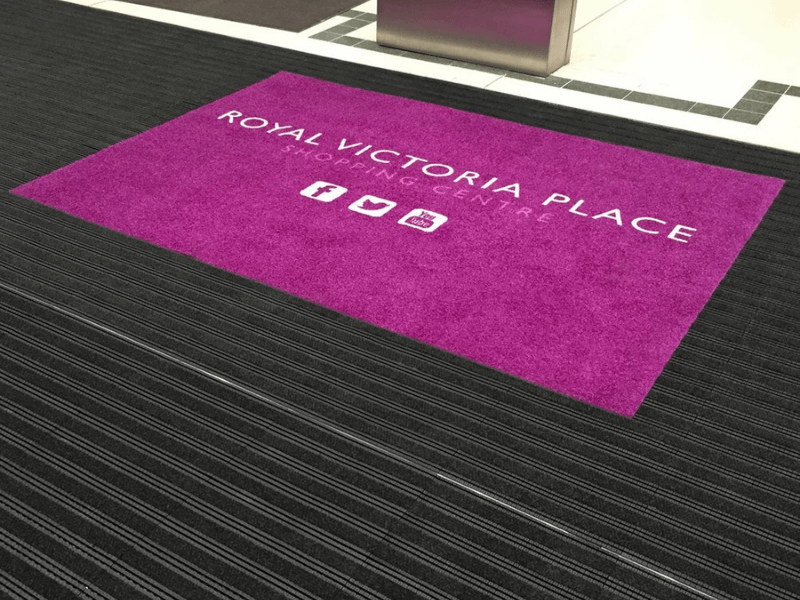 Sample Barrier Mat